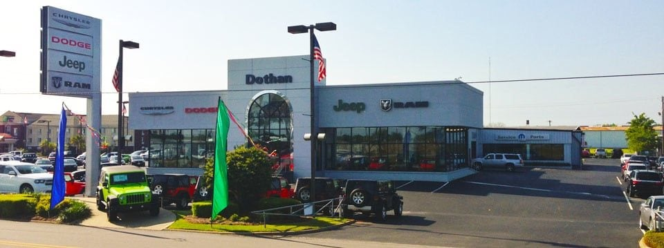 Dodge Dealership Dothan Al >> About Dothan Chrysler Dodge Jeep Ram Fiat Dothan Al